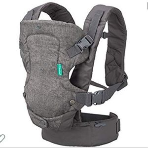Infantino Flip 4-in-1 Convertible Carrier Grey